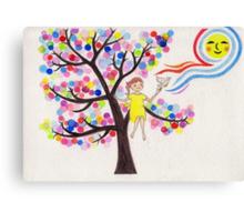 Tree of Hope version2 Canvas Print