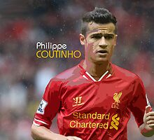 Philippe Coutinho - Design 2 by NickB17