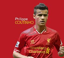 Philippe Coutinho - Design 3 by NickB17