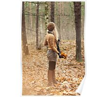 It is autumn Poster