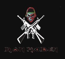 Iron Maiden by barone
