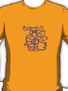 Viking King Blue T-Shirt