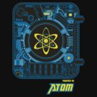 Powered by Atom_ver.03 by KeithXIII