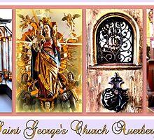 Saint George's Church ~ Auerberg by ©The Creative  Minds