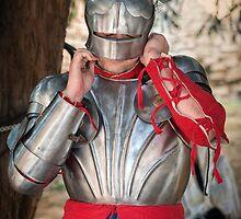 Medieval knight by Dobromir Dobrinov