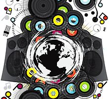 Earth_Music by auraclover