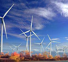 Turbines Silence by Igor Zenin