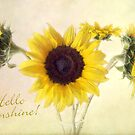 Hello Sunshine Card by LouiseK