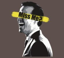 Moriarty - Miss Me? by AntiNowhereMel