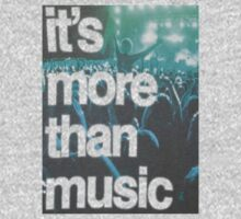 It's More Than Music - V2 by positiver