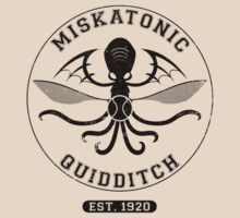 Miskatonic Quidditch by sebisghosts