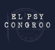 El Psy Congroo T-Shirt / Phone Case - Steins;Gate by Fenx