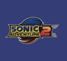 Sonic Adventure 2 (Battle) Revamped Logo by Jack-O-Lantern