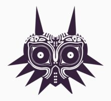 Majora's Mask Cuts Purple by Jack-O-Lantern