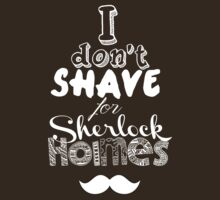I don't shave for SH by jerichoxviii