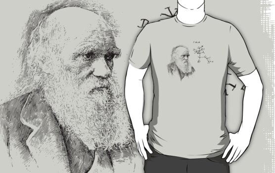 Darwin's thought.. by Bundjum