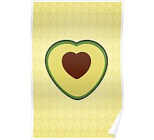avocado love Poster