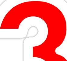 Ricciardo 3 Sticker