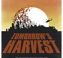 Boards of Canada - Tomorrow's Harvest Movie Poster by nickgfx