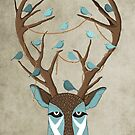 The deer by Grikis