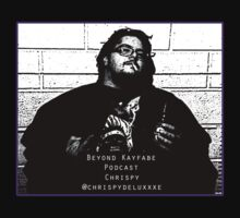 Chrispy Mugshot - Beyond Kayfabe Podcast by David Bankston