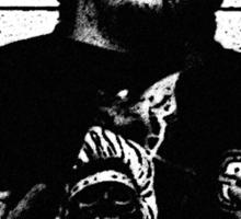 Chrispy Mugshot - Beyond Kayfabe Podcast Sticker