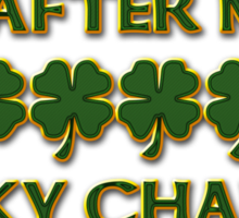 Irish Lucky Charms Sticker