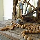 Shabby Chic Rosary by SizzleandZoom