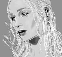 Daenerys Targaryen by Tiffany Kennedy