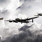 The Battle of Britain Memorial Flight by J Biggadike