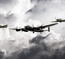 The Battle of Britain Memorial Flight by J Biggadike