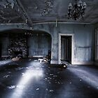Abandoned house interior by Robert Wirth