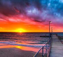 Coogee Sunset HDR by Scallo