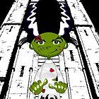Bride of Frankenstein by MurphyCreative