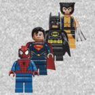 Lego - Super Heroes by CTBDesigns