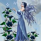 The Blue fae by LoneAngel