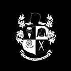 Armitage Army CoA -black background- iPhone/Pad by CircusDoll