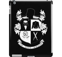 Armitage Army CoA -black background-  iPad Case/Skin