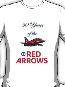 50 years of the Red Arrows T-Shirt