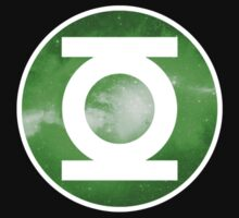 Green Lantern /// Galaxy Version by cocolima