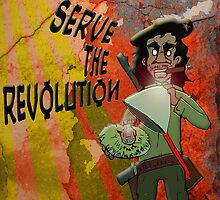 Serve the Revolution... by VictoriaDarby