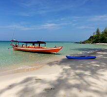 Koh Kong Island - Paradise by Tam Church