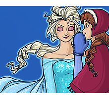 The Untold Story of the Daughters of Arendelle Photographic Print