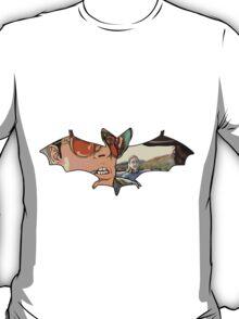 Bat Country Sticker T-Shirt