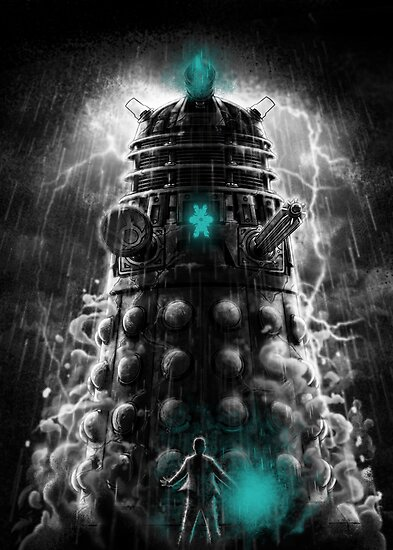 Shadow of the Dalek by Fuacka