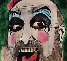Captain Spaulding  by YatELBoa