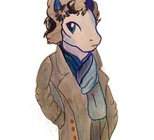 Sherlock Holmes MLP by Jess Evans-Equeall