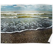 Lake Erie Lace Poster