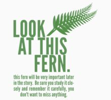 fern by tapirink