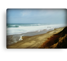 Lincoln City Canvas Print